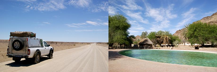 Ynas Reise Blog | Namibia, Ais-Ais