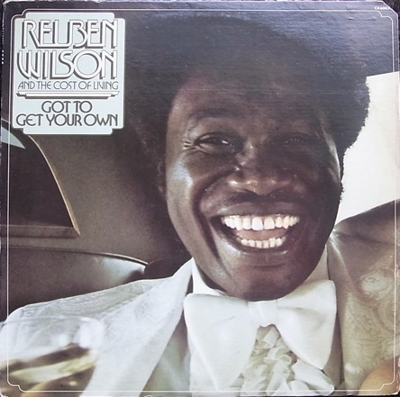 Reuben Wilson - I'll Take You There / Creampuff