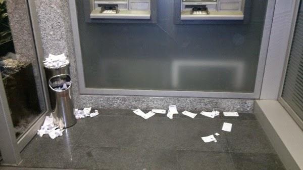 Orang Tinggalkan Resit Bank Itu Memang Biasa Tapi Ini Luar Biasa Apabila Anda Menemuinya