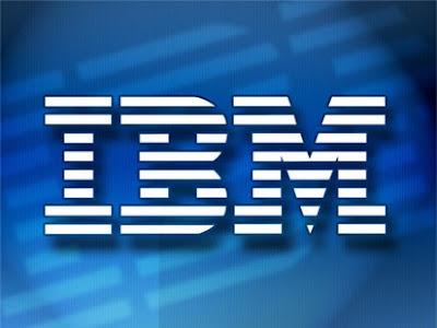 IBM logotipo