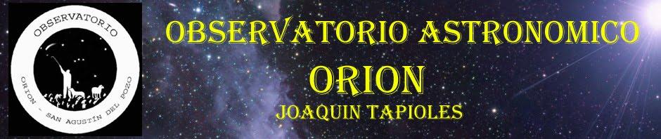 Observaciones Visuales Astronomicas del Pastorgalactico