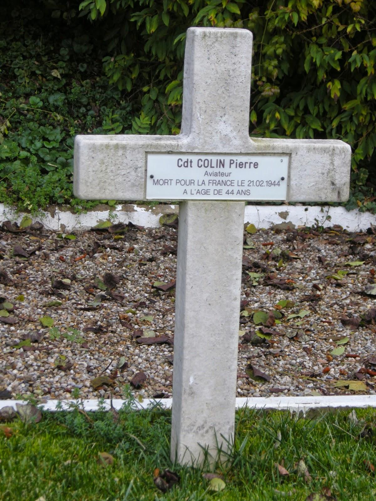 Histoires de Familles Pierre Colin Résistant fusillé en 1944 au