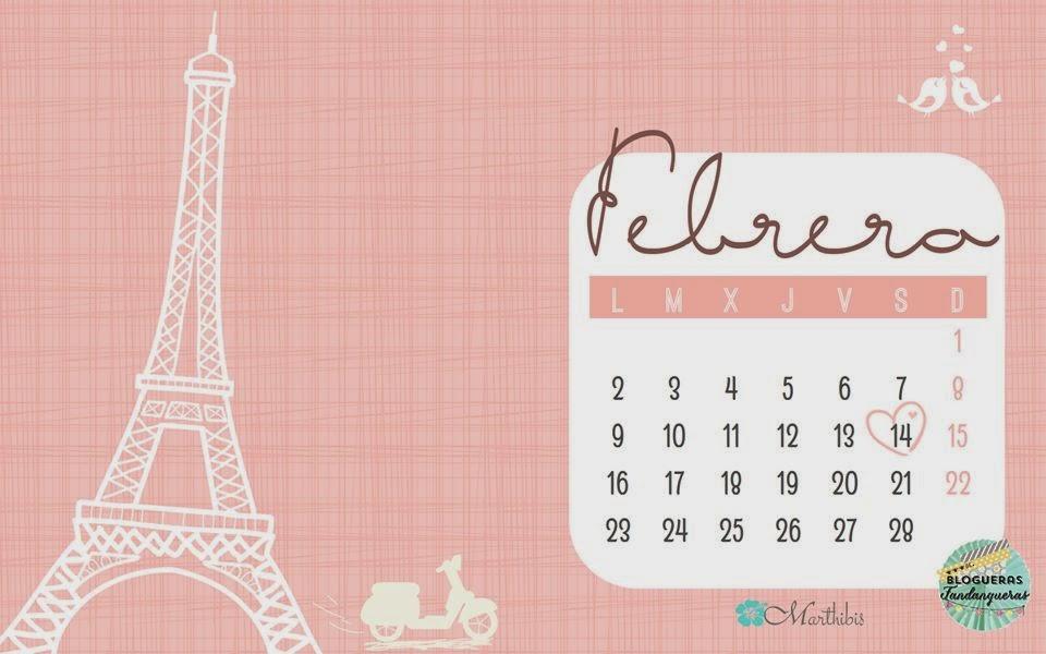 Calendario 2015: Febrero3