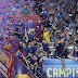 Barcelona crowned kings of Europe for the fifth time