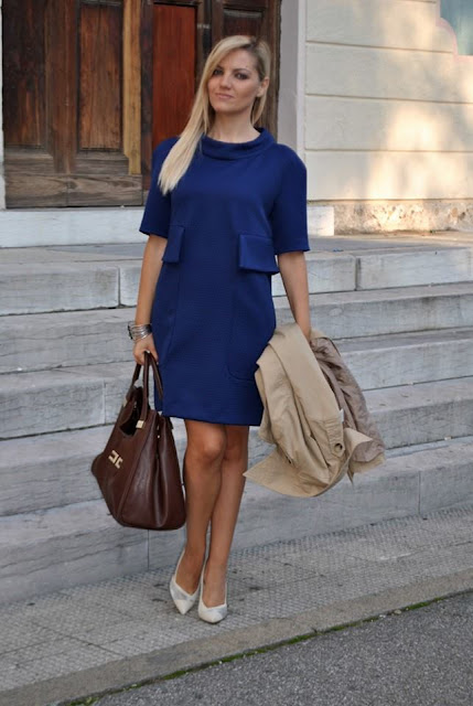 blu outfit best outfit 2015 outfit più belli del 2015 outfit inverno 2015 outfit estate 2015 look più belli del 2015 best dresses 2015 mariafelicia magno fashion blogger colorblock by felym fashion blog italiani fashion blogger italiane blog di moda blogger italiane di moda fashion blogger bergamo fashion blogger milano fashion bloggers italy italian fashion bloggers influencer italiane italian influencer  outfit 2015 street style best street style 2015  blue outfit how to wear blue how to combine blue