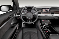 2015 new Audi S8 Plus comvertible with 597bhp