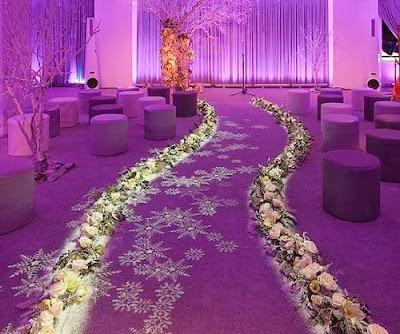 wedding, reception decoration
