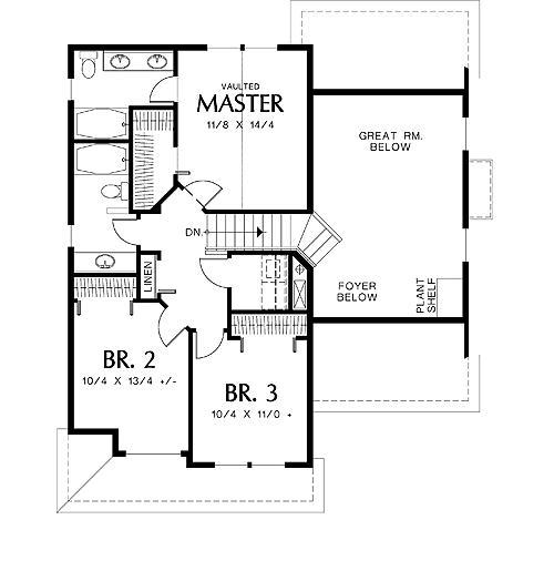 Planos casas modernas planos de casas de tres recamaras for Casas de tres recamaras
