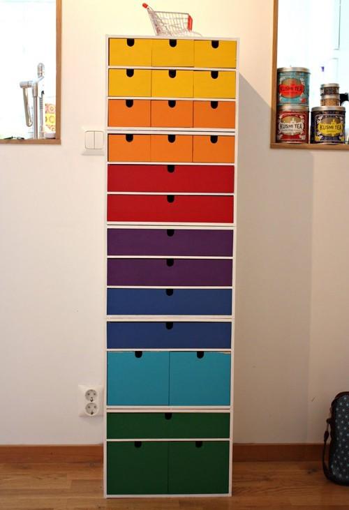 Ötletek IKEA bútorok egyedivé alakítására - DettyDesign Lakberendezés