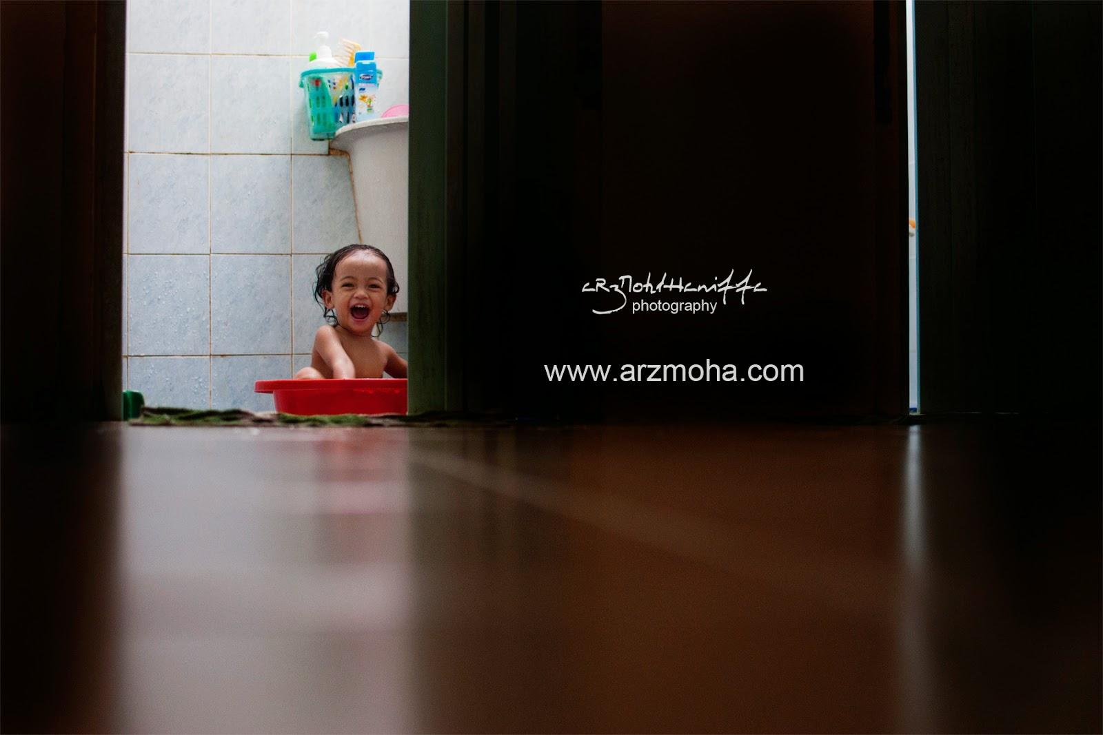 Almira, Faqihah, Kids, Bath Time, Gambar Cantik, arzmohdhaniffa photography, arzmoha.com