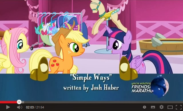 My Little Pony: Friendship is Magic - Simple Ways
