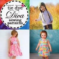 Tie Dye Diva