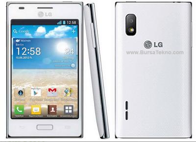 harga LG Optimus L5 E610