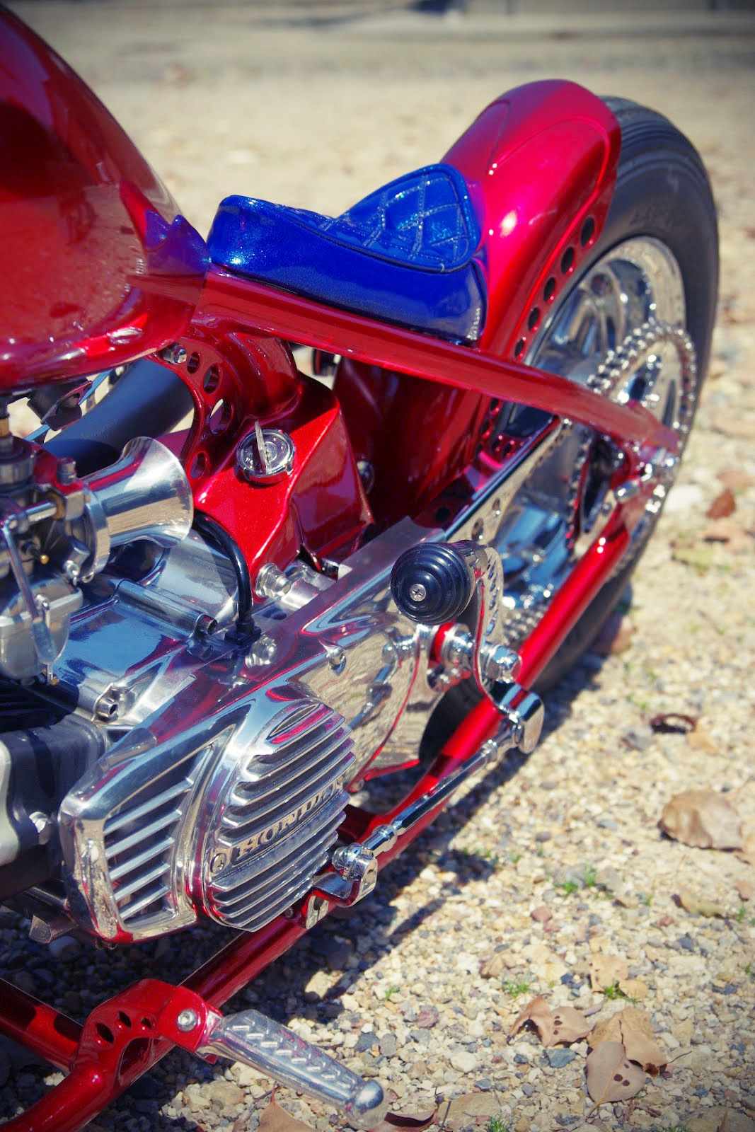 Free The Wheels Cool Mini Bike