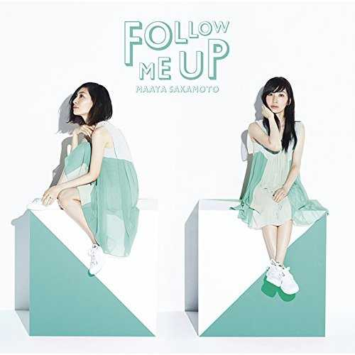 [Album] 坂本真綾 – FOLLOW ME UP (2015.09.30/MP3/RAR)