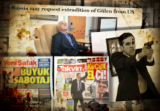 TURKEY DAILIES ACCUSED THE CIA for THE AMBASSADOR'S MURDER