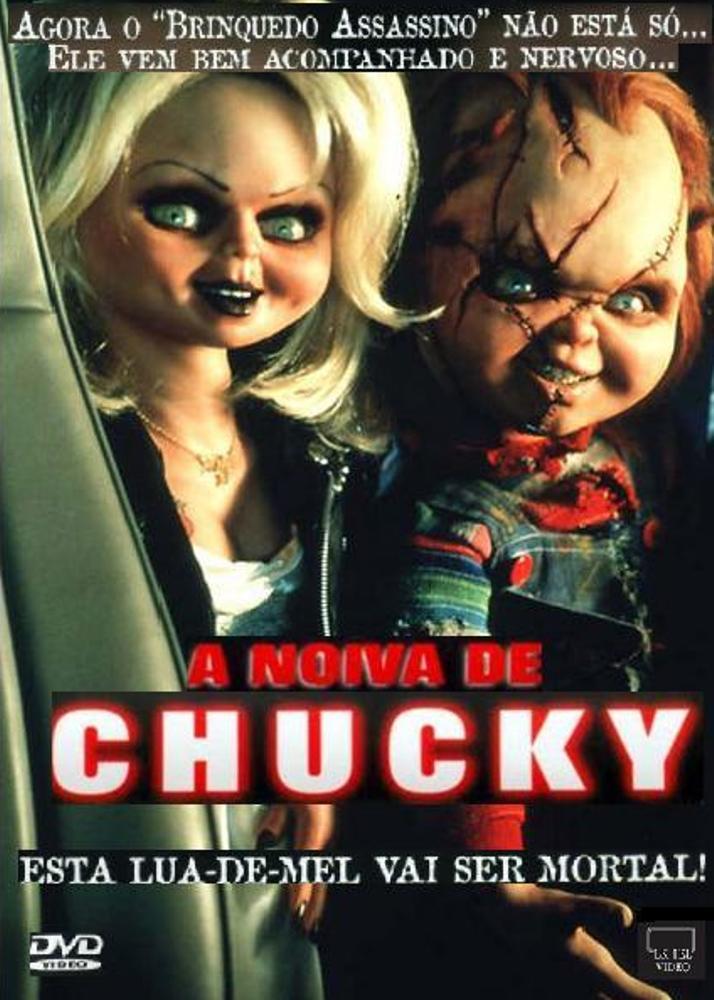 A Noiva do Chucky Dublado