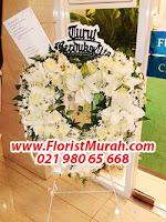 Bunga Ucapan Duka Cita Murah