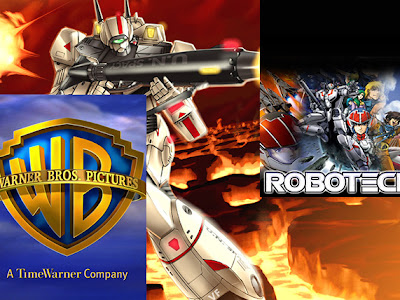Warner Bros. ya tiene candidato para director de Robotech