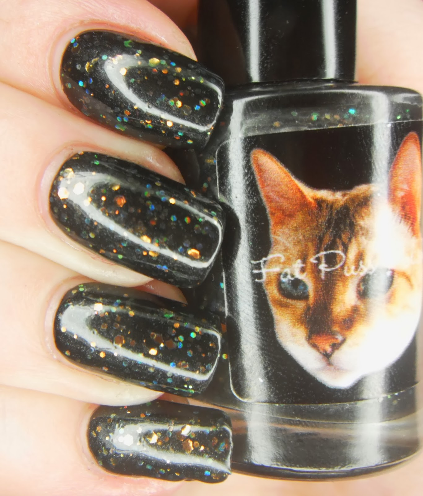 SpecialGirl Nails: The Crumpet\'s Nail Tarts 33DC Day 15 - Animals ...