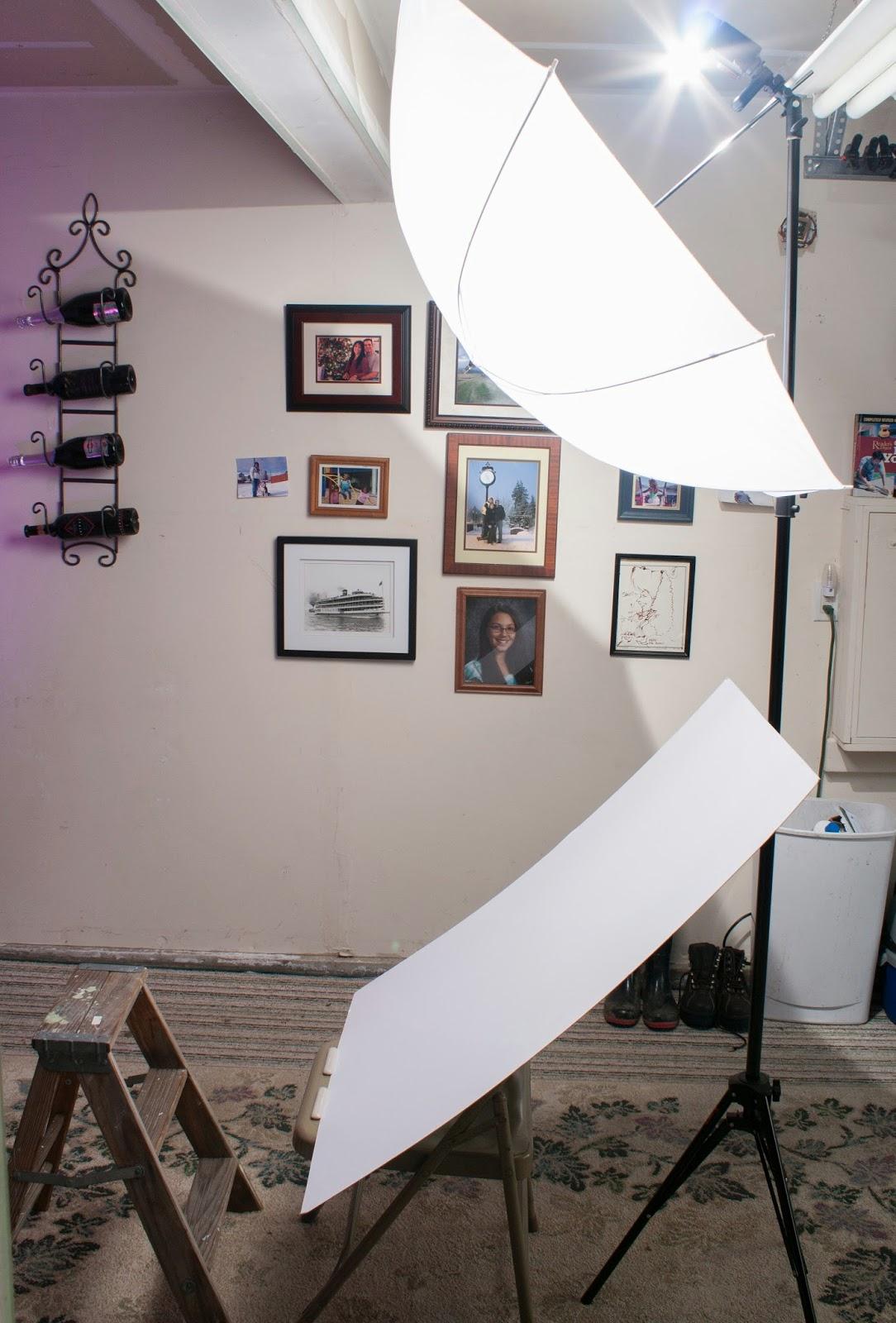 Razor sharp insights garage portraits for Garage with studio