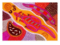 Aboriginal Dot Artwork