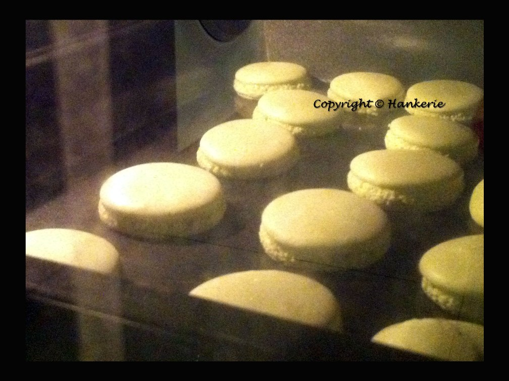 Macarons Recipe French French Pistachio Macarons
