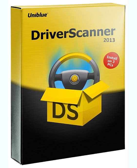 Uniblue DriverScanner 2014 4.0.12.0 + serial key серийный номер. драйвер дл