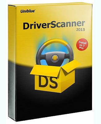 Uniblue DriverScanner 2013 + Serials