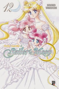volume 12, chibi, estrelas, JBC, mangá, mitologia, Naoko Takeuchi, Sailor Cosmos, Sailor Galáxia, Sailor moon, sailor moon stars, Sailormoon, shojo.
