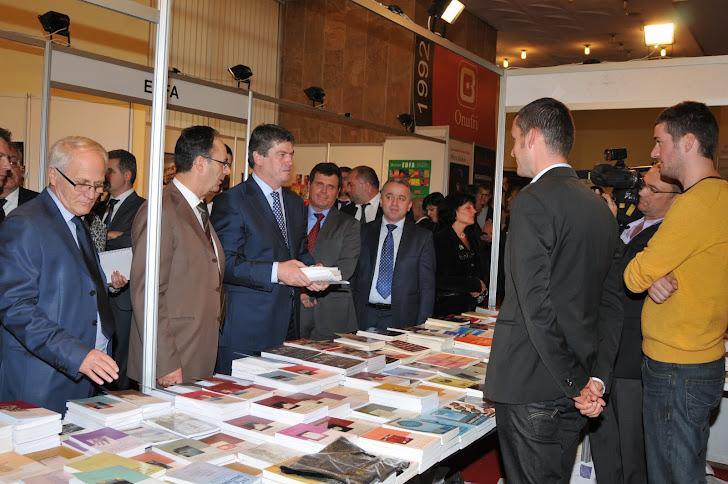 Panairi i XIV librit, Tiranë 2011.