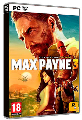 Max Payne 3 - PC-Game (2012)