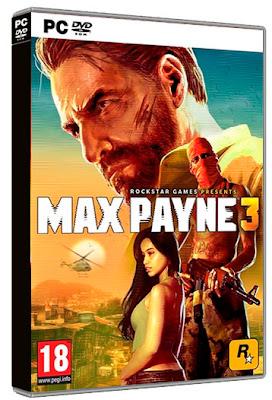 Max Payne 3 - PC-Game (2012)