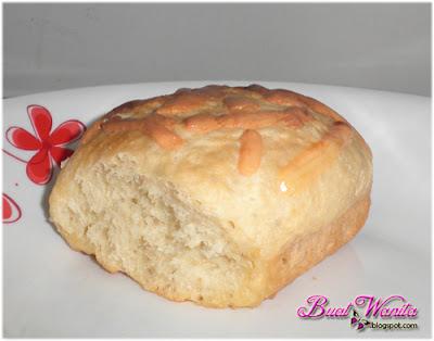 Resepi Mudah Roti Pisang Buttermilk Cheese. Cara Buat Roti Pisang Buttermilk Keju. Roti Yis Pisang Buttermilk. Sedap Senang Simple