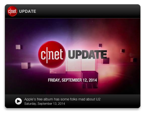 CNET Update