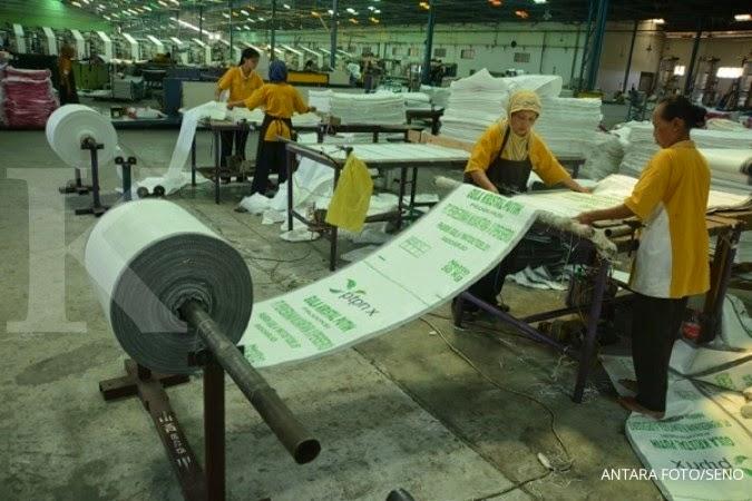 Prospek bisnis produsen karung di Indonesia (karung plastik, karung goni, karung bagor, karung laminating)