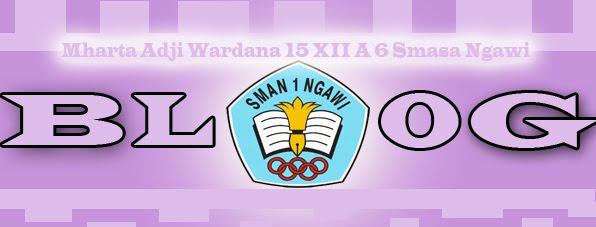 Mharta Adji Wardana's Blog
