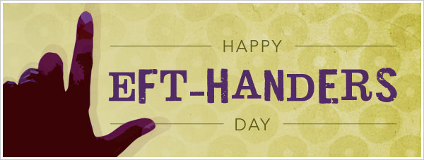 world left handers day