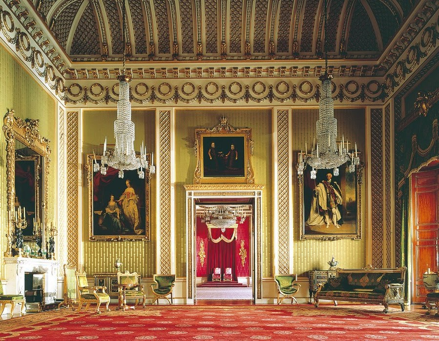 Spencer Alley: Palatial Giltwood