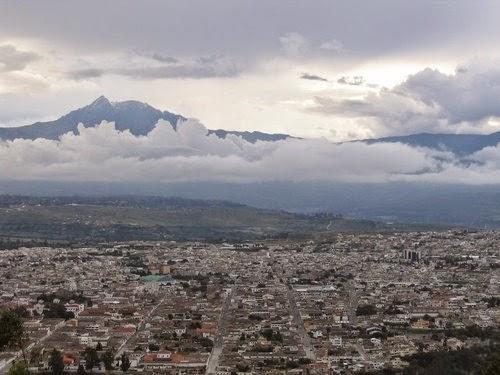 Cooperativa de Transportes Panamericana en Ibarra