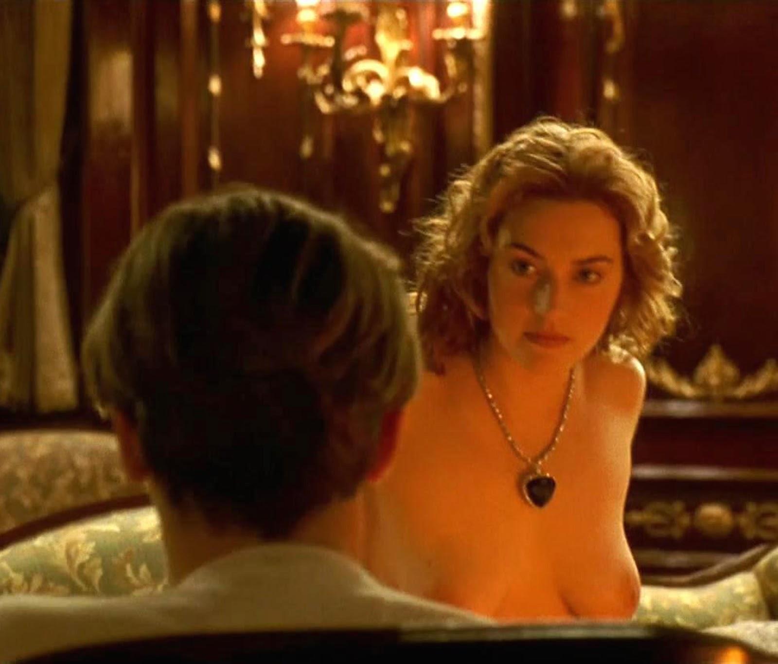 image Kate winslet in titanic