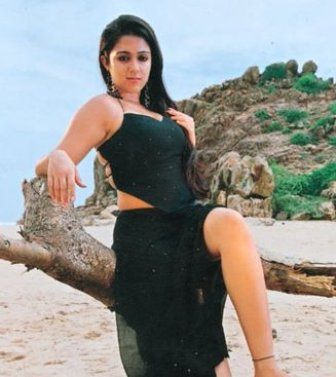 Hottest Charmi Kaur Looking Hot in Wet
