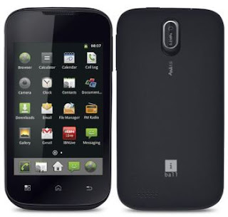 iBall Andi 3.5i price in India image