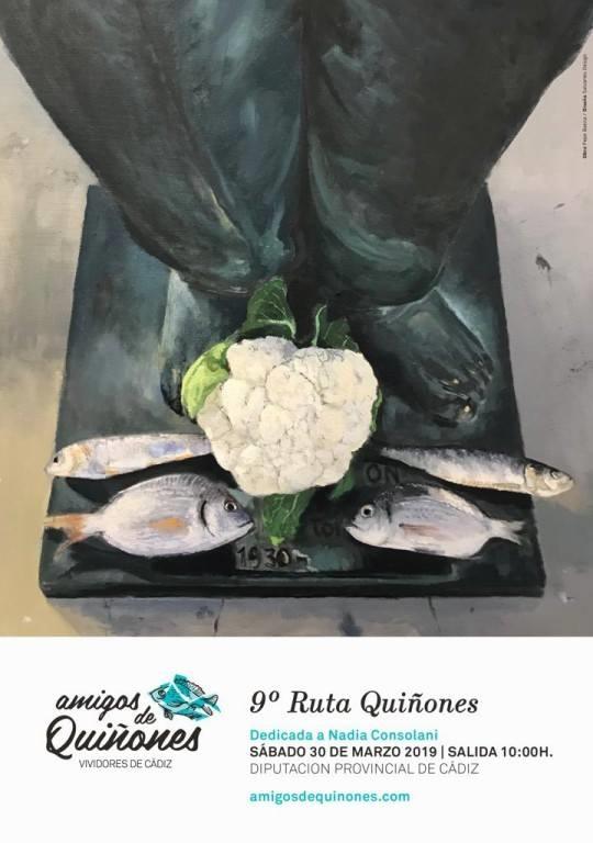 IX Ruta Quiñones