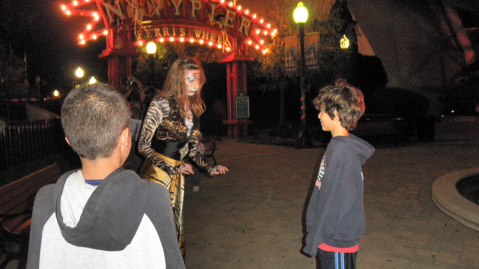kidwinks.com Blog - Chicago with Kids: Kidwinks visits Halloween ...