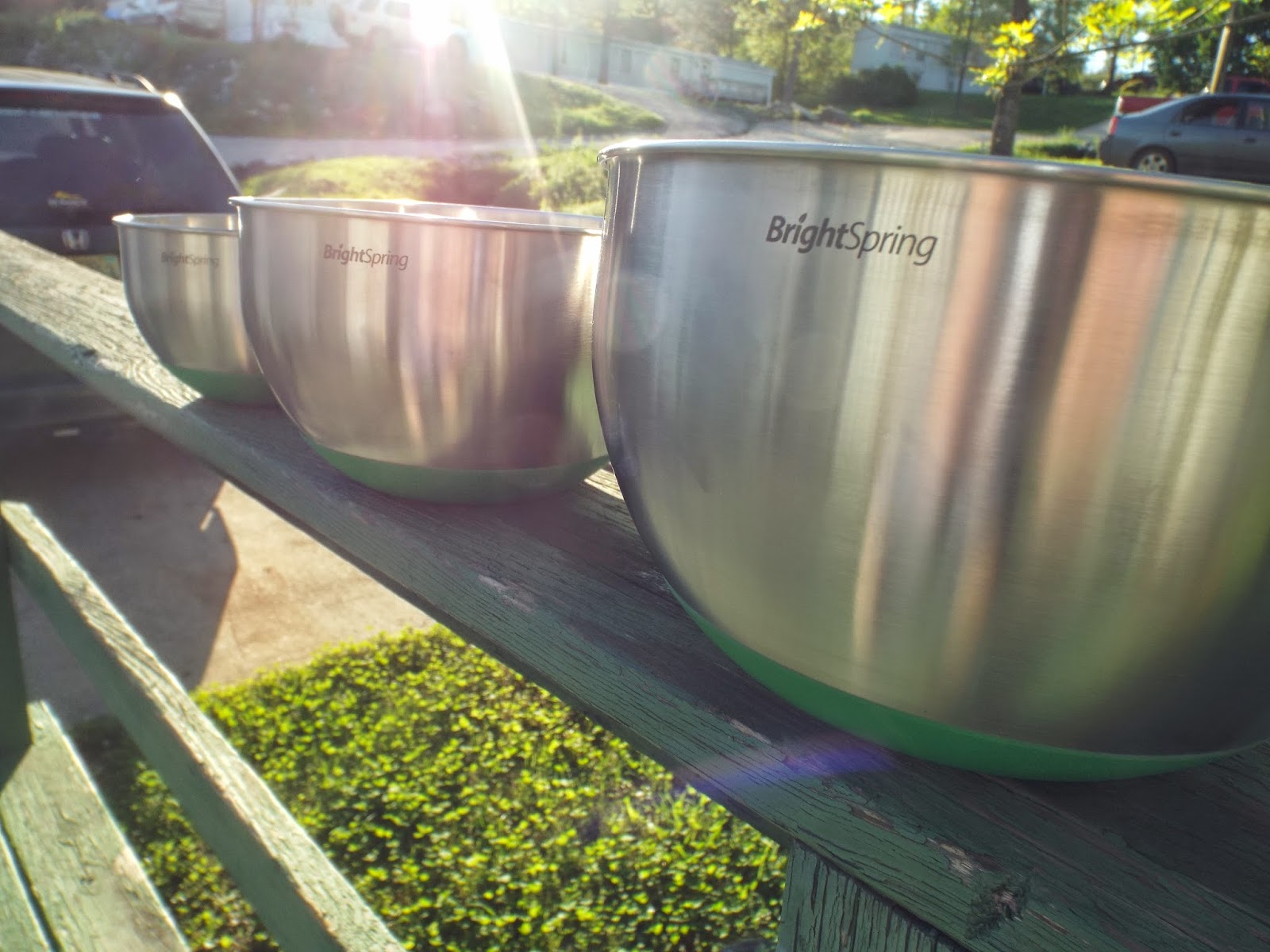 BrightSpring Mixing Bowls: A New Addition to the Kitchen
