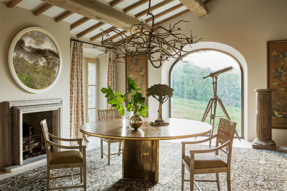 12 case tra le pi belle d 39 italia home staging italia for The most beautiful dining rooms
