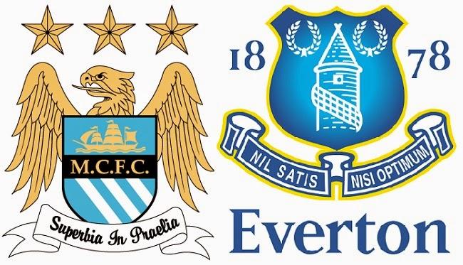 Poker Online : Prediksi Skor Manchester City vs Everton 7 Desember 2014