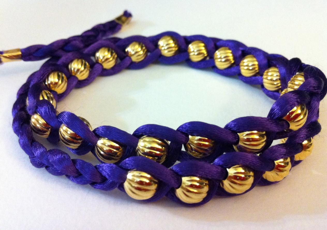 Let's Make Braided Jewelry Tutorials