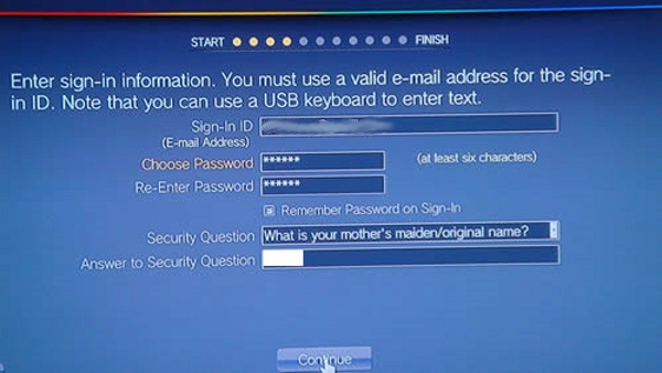 PSN name generator : PS4
